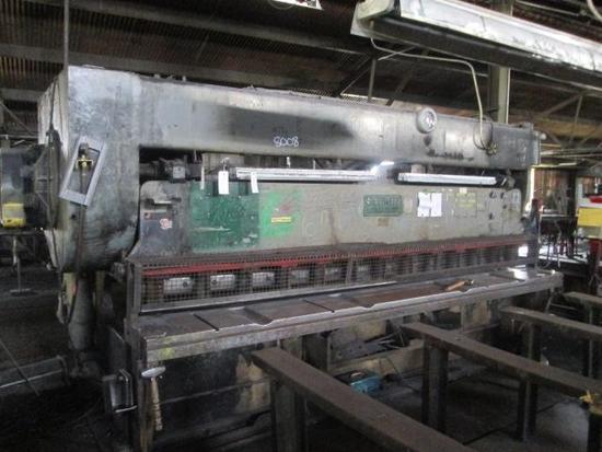 Steelweld, Shear. Model-60 1/2 x 3/8