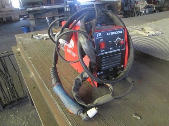 Lotos LT5000D Air Plasma Cutter
