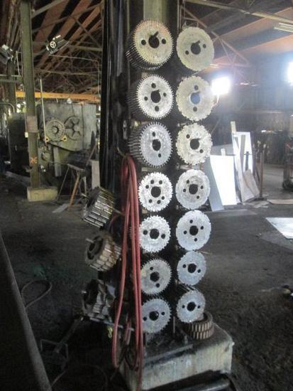 (56) Crimp Wheels for Austin Barnes Crimp Machine