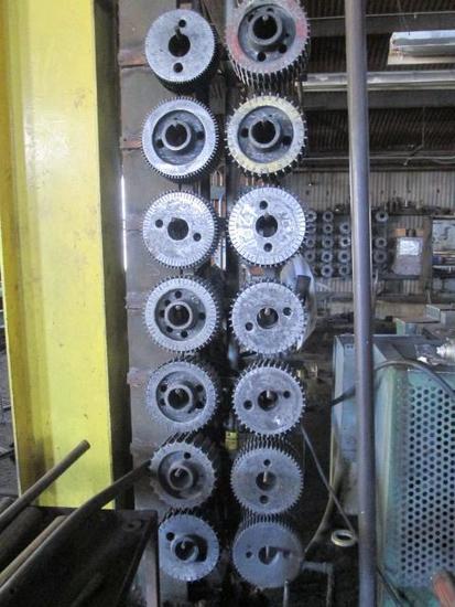 (38) Crimp Wheels for Austin Barnes Crimp Machine