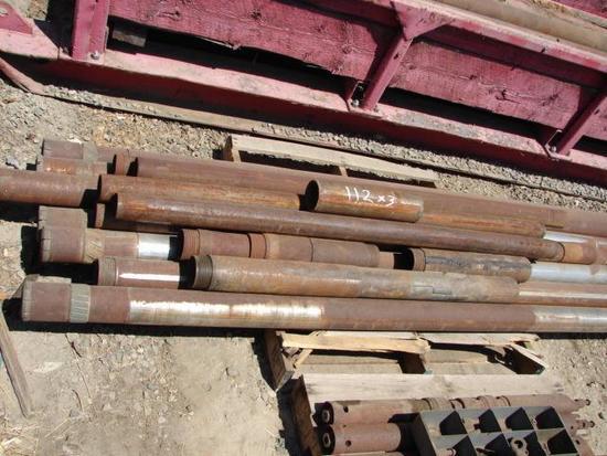 HQ Core Barrels and Bits (3 Pallets)