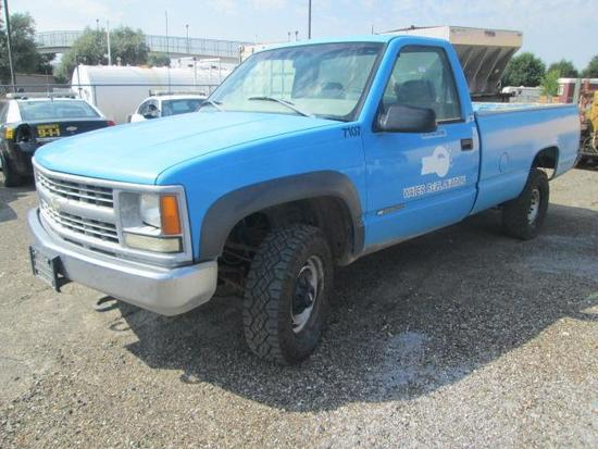 1998 CHEV 2500 4X4