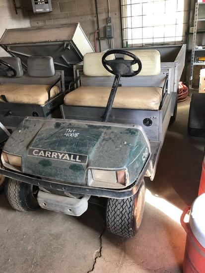 1999 CLUB CAR CARRY ALL TURF 2