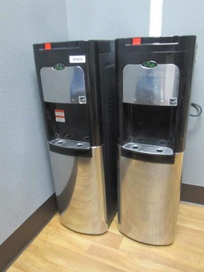 (2) VIVA WATER DISPENSERS