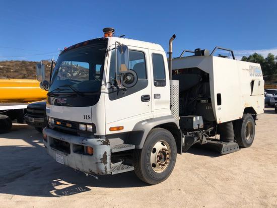 2009 GMC T7500