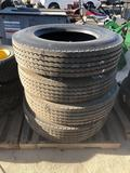 PALLET OF TIRES 11R24.5