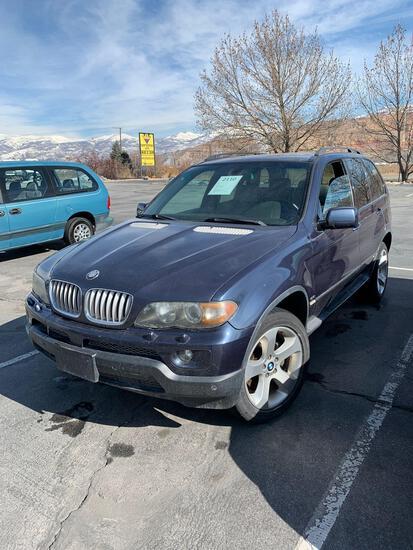 2005 BMW X5 AWD