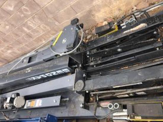 Bend Pak, 4-post vehicle lift. Model-HDSO-14AX. 14,000 lb. capacity.