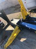 Challenger, 2-post vehicle lift. Model-LE10. 10,000 lb. capacity.