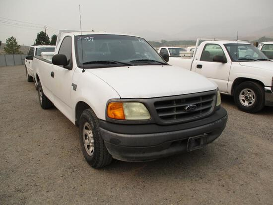 2004 FORD F-150 XL PICKUP