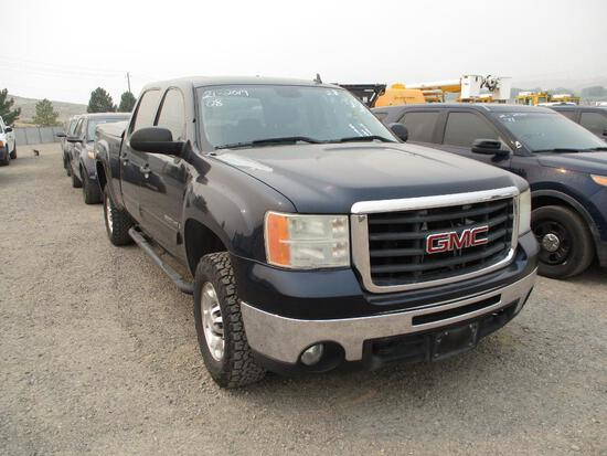 2008 GMC 2500HD PICKUP