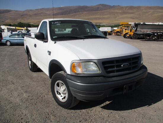 2002 FORD F-150 XL PICKUP