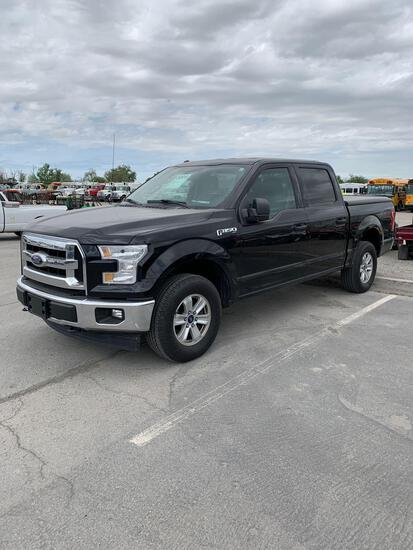 2017 FORD F150 4X4