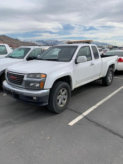 2009 GMC CANYON 4X4