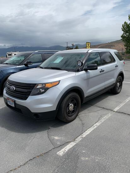 2014 FORD INTERCEPTOR AWD