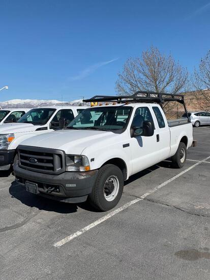 2003 FORD F250 2WD