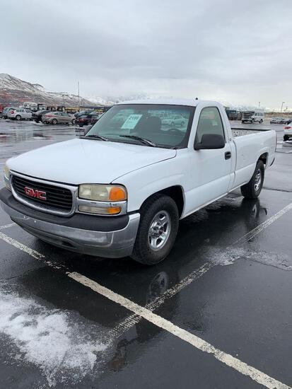 1999 GMC 1500 2WD