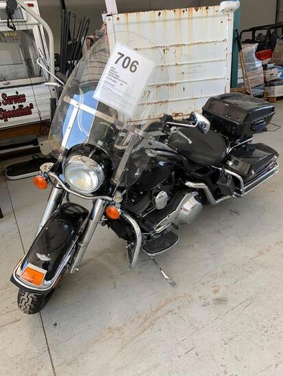 2003 HARLEY ROAD KING