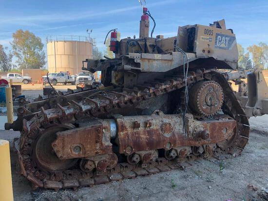 Dismantled 2008 CAT D-9T Dozer