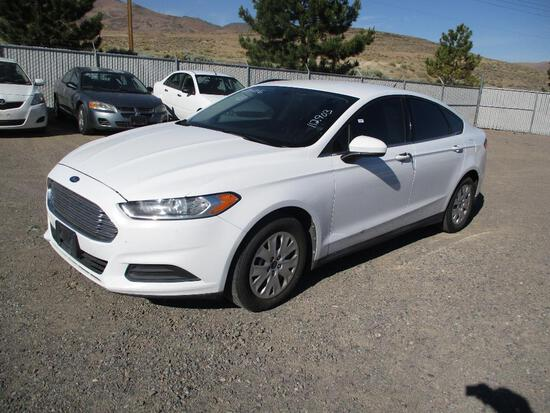 2013 MAKE FORD MODEL FUSION VIN 3FA6P0G77DR221597 ODOMETER 112903