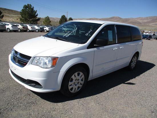 2014 MAKE DODGE MODEL GRAND CARAVAN VIN 2C4RDGBG7ER332075 DESCRIPTION BRAKES DRAGGING ODOMETER