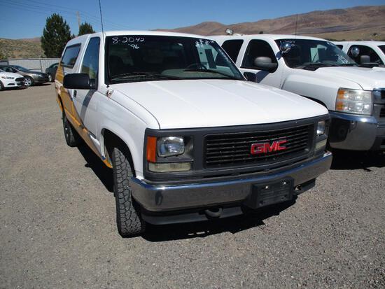 1996 GMC 1500 PICKUP