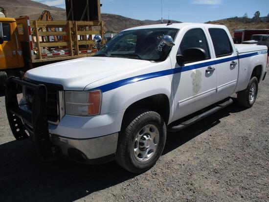 2008 GMC 2500 PICKUP