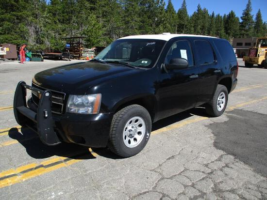2011 MAKE CHEV MODEL TAHOE VIN 1GNSK2E05BR134421 DESCRIPTION 4X4 NO REAR SEATS SERVICE AIRBAG