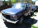 1995 GMC 3500 CAB & CHASSIS