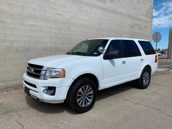 2015 Ford Expedition Multipurpose Vehicle (MPV), VIN # 1FMJU1JT4FEF34262
