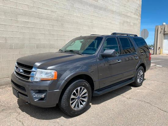 2016 Ford Expedition Multipurpose Vehicle (MPV), VIN # 1FMJU1JT2GEF15520