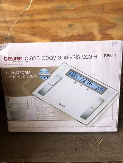 BEURER SCALE