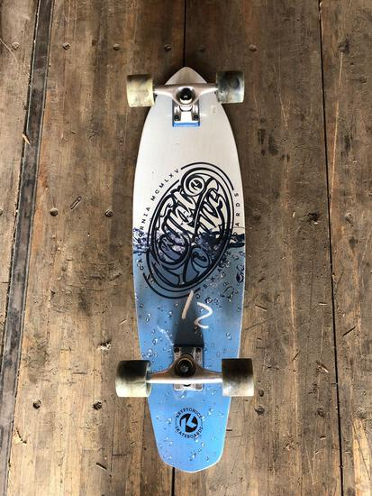 KRYPTONIC SKATE BOARD