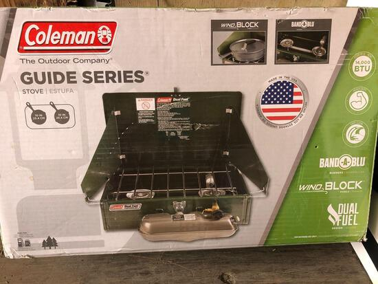 COLEMAN GRILL