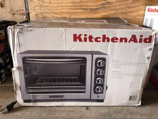 KITCHEN AID OVEN