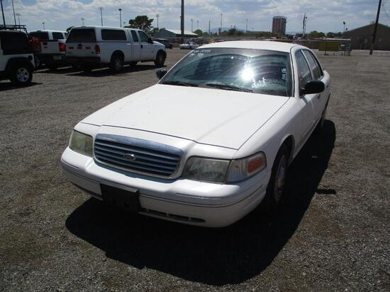 1998 FORD CROWN VIC