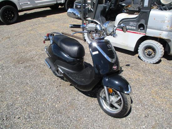 2016 LANCE CALICLASSIC 50 SCOOTER