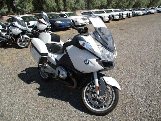 2011 BMW R1200 RT POLICE