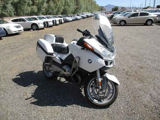 2009 BMW R1200 RT POLICE