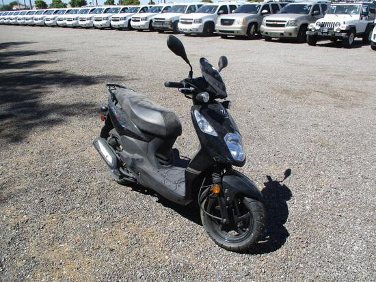 2016 LANCE PCH50 SCOOTER