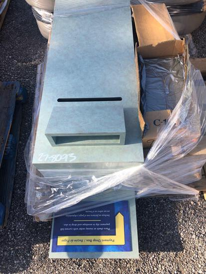 DROP BOX AND PARTS