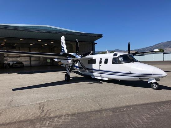 State of Nevada NDOT Aircraft! Closes 8/12/20!