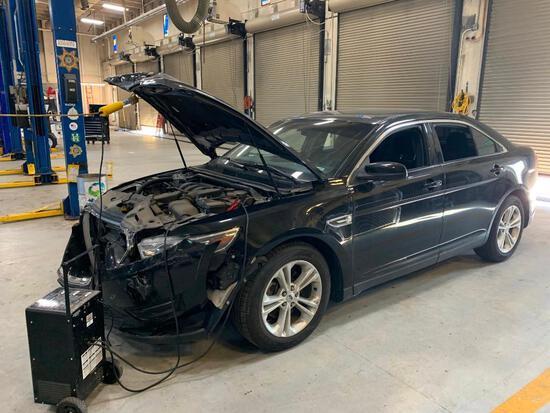 2015 Ford Taurus Passenger Car, VIN # 1FAHP2E81FG182127