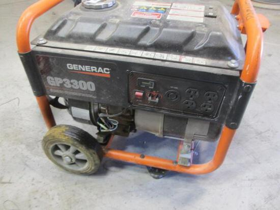 GENERAC GP300 GENERATOR