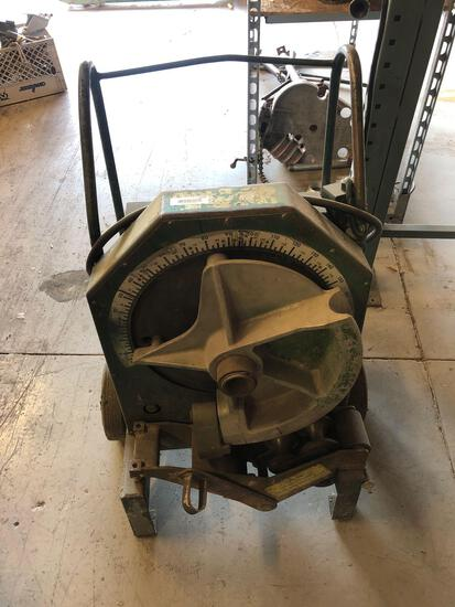 Greenlee 555 pipe bender