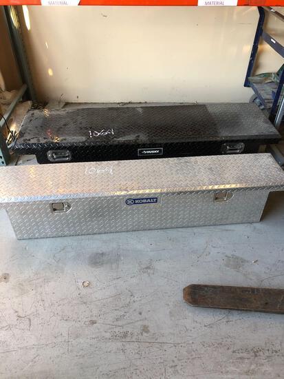 Husky and Kobalt Truck Tool Boxes