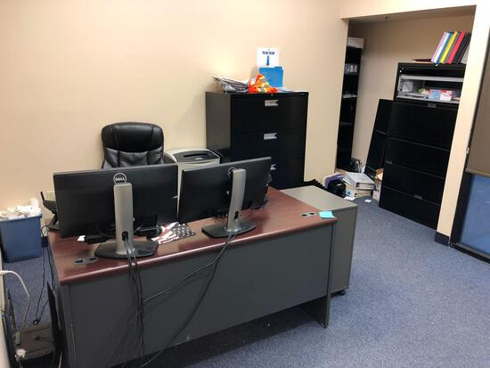 Furniture and Contents in (2) Offices