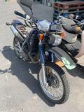 1988 HONDA NX250