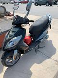 2007 RUNI SCOOTER