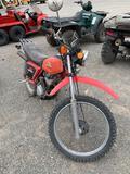 1983 HONDA XL185
